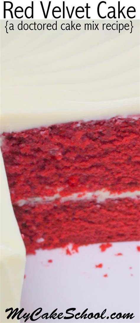 25  best ideas about Red Velvet Cake Mix on Pinterest