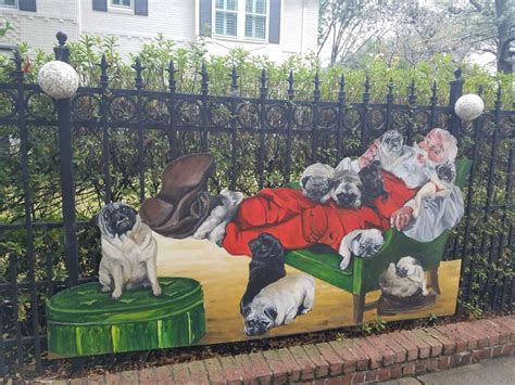 houston pugs houston home turning heads with pug nativity