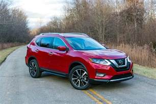 Nissan Rougue 2017 Nissan Rogue Sl Awd Review The Miata Of Crossovers
