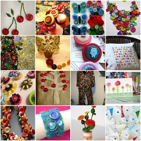 craft projects with buttons button craft on button button crafts and
