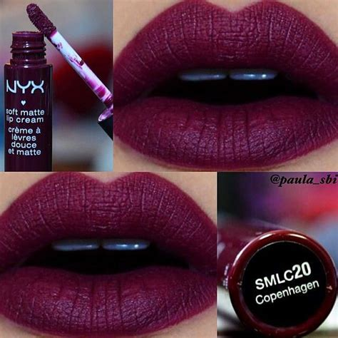 Katalog Nyx soft matte lip stil matte lippenstifte und creme