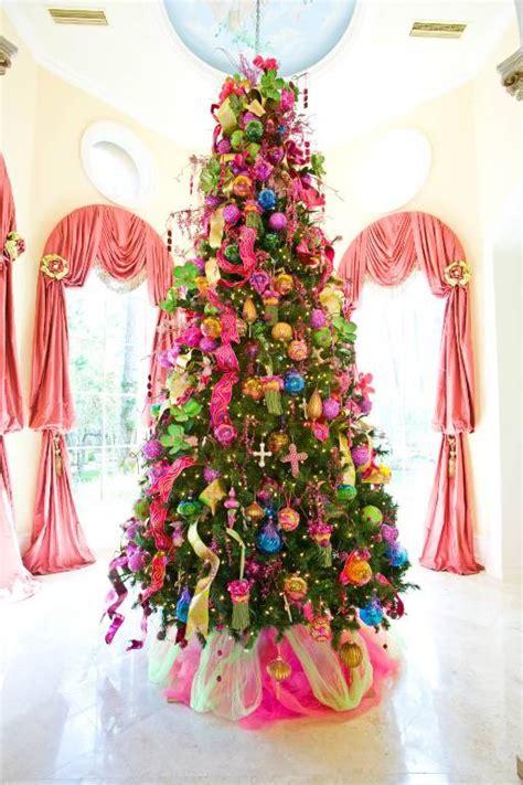 colorful christmas inspiring decor ideas digsdigs
