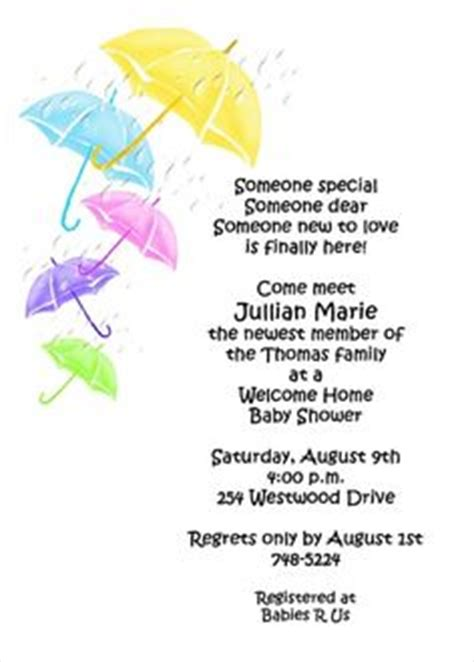 8 Stunning Welcome Party Invitation Wording Ideas Braesd Com Baby Welcome Invitation Templates