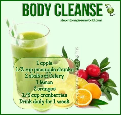 Cleanse Or Detox by Cleanse And Health