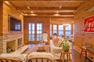 rustic family rooms rustic family room htons habitat