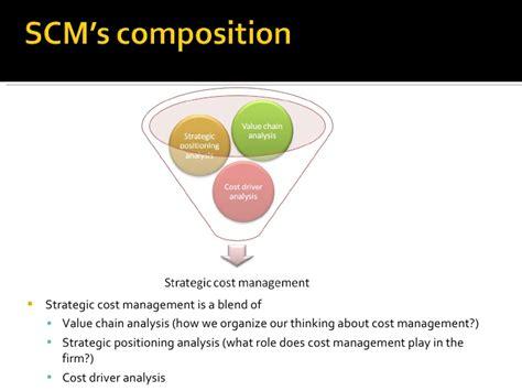 Cost Management Strategic Cost Management