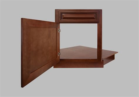 Corner Kitchen Sink Base Cabinet by Corner Sink And Pull Out Trash Kitchen Corner Sink Base