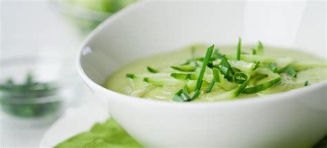 Detox Cucumber Soup Recipe by Regime Mon Beau Cerisier