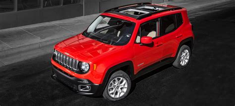 Jeep Renegade Mpg 2015 Jeep Renegade To Get 30 Mpg In Every Configuration