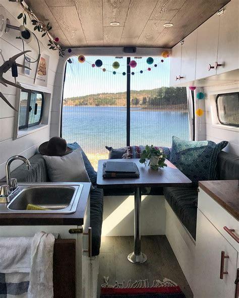 campervan interiors  love parked  paradise