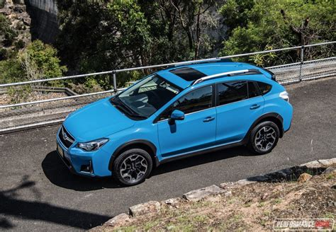 2017 Subaru Xv 2 0i S Review Performancedrive