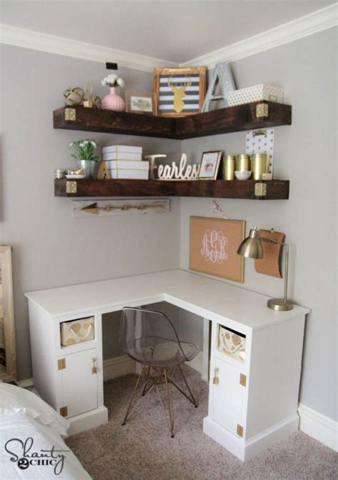 diy makeup vanity diy shelves diy makeup best 25 corner desk ideas on diy desk