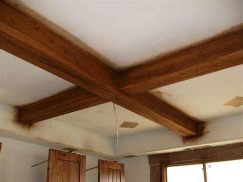 custom decorative cedar box beams from woodland custom woodland custom beam company recent project with faux wood