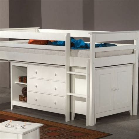 Tesco High Sleeper by Buy Cotswold Cabin Bed White From Our Mid High Sleepers Range Tesco