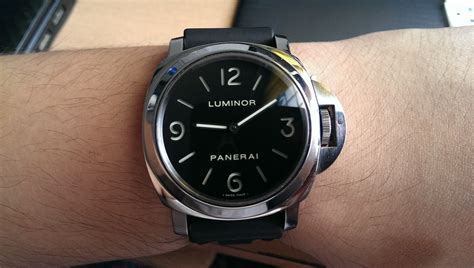 Gunny Straps Medelin Serie For Panerai Rolex Tag Heuer 1 sold panerai luminor base manual winding 44 mm pam 112