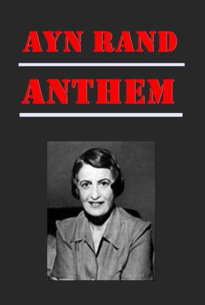 anthem ebook anthem by ayn rand by ayn rand nook book ebook
