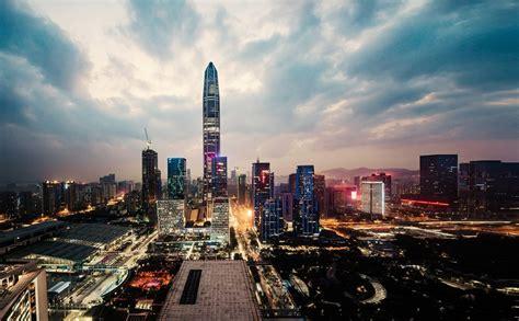 shenzhen chinas city   future dragoner