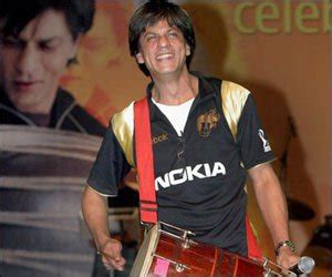 Print Sponsor Dada dada is a dude for riders shah rukh the indian express