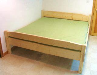 2x4 Bed Frame Plans Bed Plans