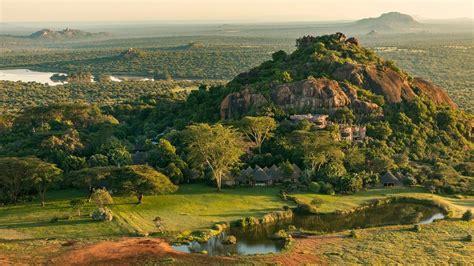 Unusual Lamps the 210 000 safari ol jogi ranch in kenya