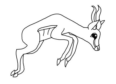 imagenes mitologicas para pintar imagenes de gacela para pintar animales para colorear