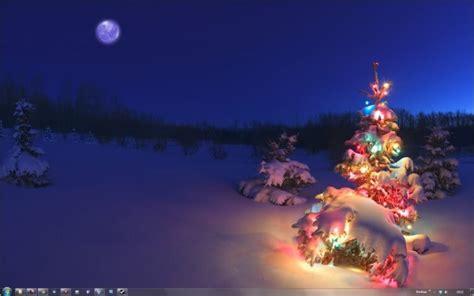 themes for windows 7 winter winter christmas themes for windows ghacks tech news