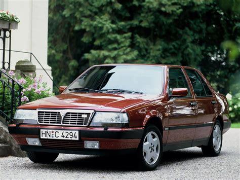 Lancia T Lancia Thema 8 32 La Si Discr 232 Te Berline
