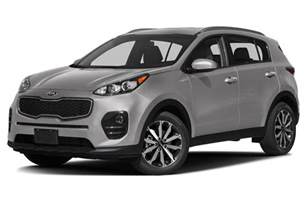 Kia Shortage New 2017 Kia Sportage Price Photos Reviews Safety