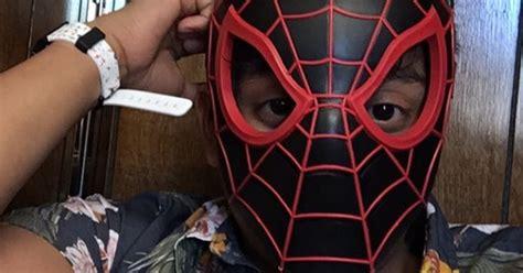 spider man homecoming tony revolori tony revolori jokes miles morales spider man cosmic book
