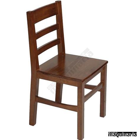 precio de sillas de madera silla en madera de pino 1f492 en tonos nogal
