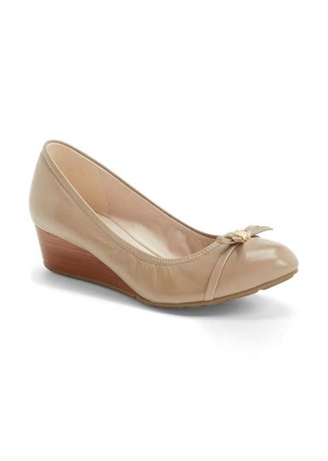 cole haan cole haan tali bow wedge