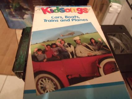 kidsongs cars boats trains and planes free kidsongs cars boats trains and planes vhs vhs