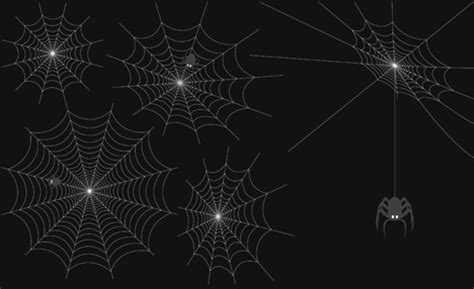 spiderman web pattern vector spider web vector set vector free download