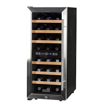 To Market Recap Wine Cooler by Koldfront 24 Bottle Single Zone Wine Cooler Review Wine