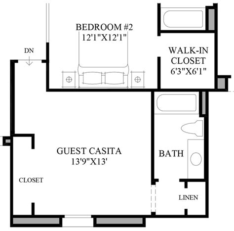 casita floor plans az montevista cottonwood collection quick delivery home