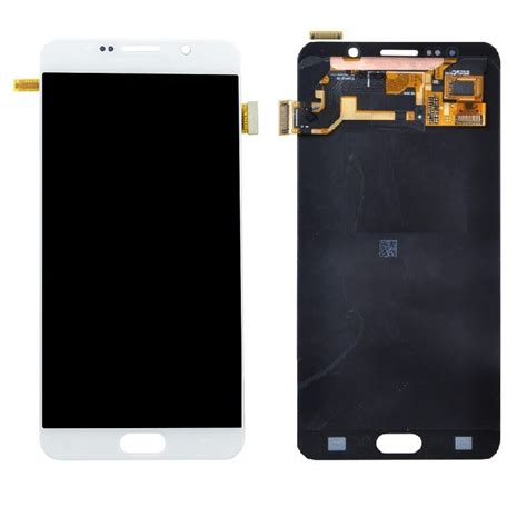 Lcd Note 5 for note 5 lcd with digitizer no logo white wirefree mobile inc