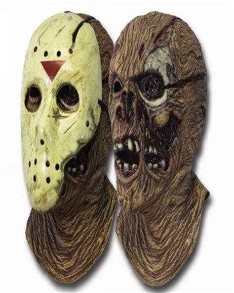 adult jason latex mask jason halloween costumes