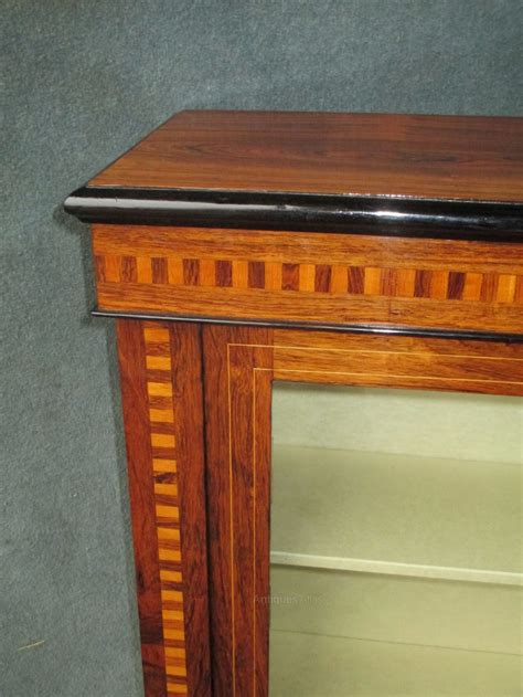 cabinet dealers near victorian rosewood pier cabinet 1 of a near pair