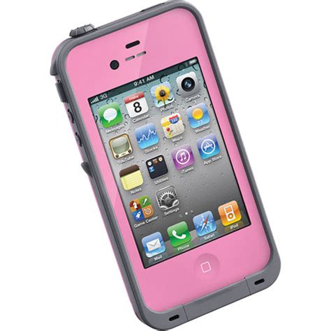 H Iphone 4s by Lifeproof For Iphone 4 4s Pink 1001 03 B H Photo