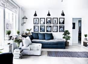 Blue Grey Living Room Gallery For Gt Dark Blue And Grey Living Room