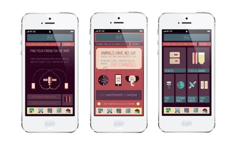 Layout In App Design | 20 beautifully designed smartphone apps webdesigner depot
