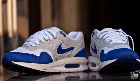 Nike Air Max Lunar Clipse Htmr nike air max lunar 1 wmns blanco azul the point