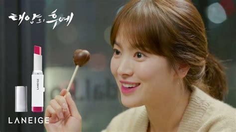 Lipstik Laneige fakta fakta menarik drama korea descendants of the sun