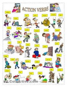 list of action verbs for grade 2 verbs yoder s classroom