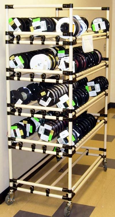 storage racks electrical wire storage racks