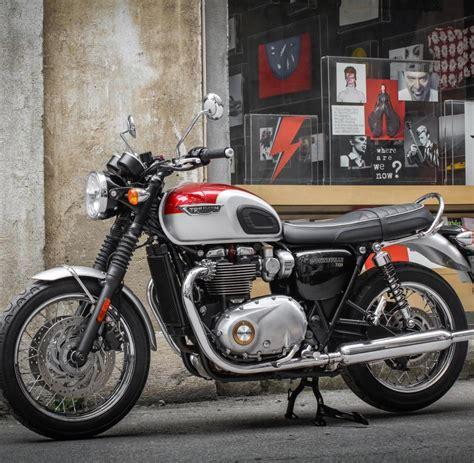 Motoröl Motorrad by Triumph Bonneville T120 Das Retro Bike Im Test Welt
