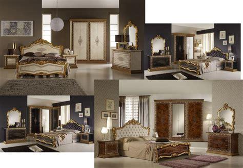 Schlafzimmer 160x200 by Schlafzimmer 160x200 Cm In Schwarz Gold Black Luxus