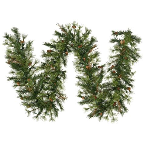 mixed country pine garland vck3269