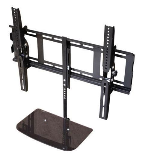 Wall Bracket For Tv With Shelf tv wall bracket with shelves ebay