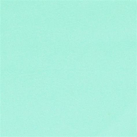 Mint Color by Cotton Pastel Aqua